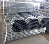 TSX-GI081 GI PIPE/Hot Dipped Galvanized Tube/ Steel Pipe, Q235 Scaffolding Material, 48.3mm*6m---GOWE