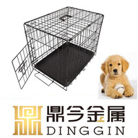 Camping carrier dog cage