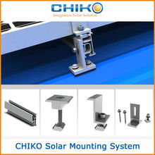 Solar panel mid clamps
