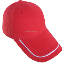 100% cotton twill heavy brushed cap promotional baseball cap