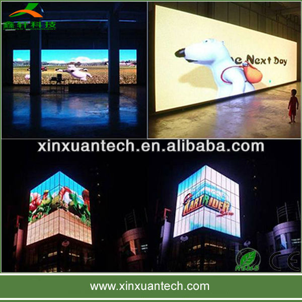 High resolution and brightness P4,P5,P6,P8,P10,P12,P16 P20 SMD or DIP outdoor indoor full color advertising led display screen