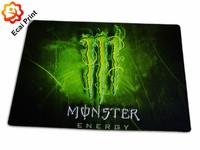 Hot sell custom made sublimation digital printed mouse pad