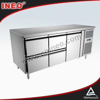 Restaurant Commercial Kitchen Refrigerator/Refrigerated Table/Commercial Kitchen Worktable Refrigerator