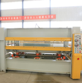 one layer Hydraulic Hot Press Machine for Doors