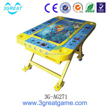 Real money 110V fishing game machine ICT bill acceptor for playstation
