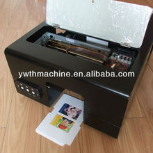 Cheap Table Top Continous Plastic Card DTG Printer