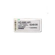 Quality-Assured Hot Sale Product Customized Digital Price Tags