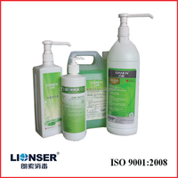 Strongly Efficient BANEN Liquids Hand Soap Without Any Antibacterial