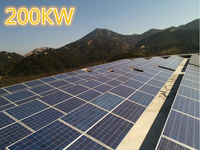 DC/AC Inverters Type and 1 to 200KW Output Power solar energy system