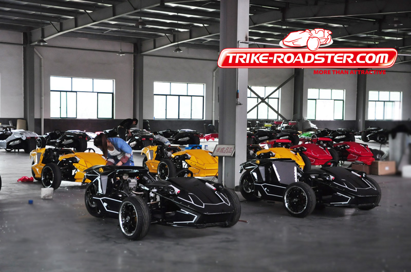 Hot Product 250cc 16HP trike roadster /ztr trike/ztr roadster for sale