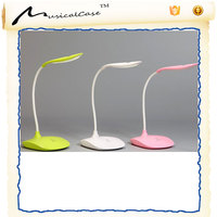 New style rechargeable led clip light energy-saving LED reading Light