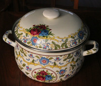 casserole set enamel casserole enamel cookware with high end decal