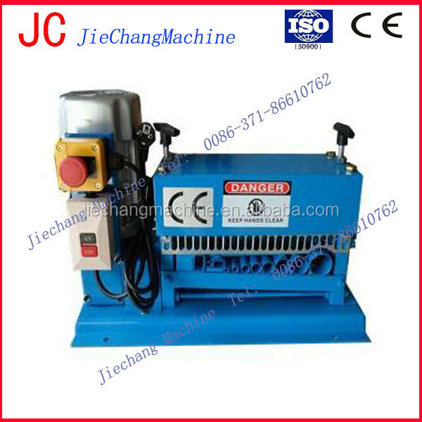 SD-038M <strong>Scrap</strong> Wire Peeling Machine Cable Stripper