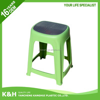 Plastic modern step stool for kitchen cheap plastic step stool made in China