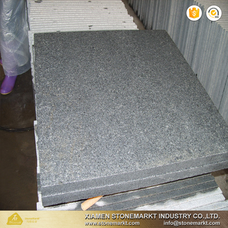 StoneMarkt Cheap G654 flamed granite paving stone