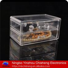Popular for the market factory directly acrylic boxes small clear
