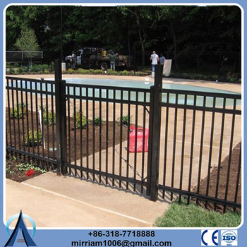 Buy Wholesale Direct From China aluminum cheap wrought iron fence china