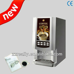 8-Selection Commercial Instant Coffee Vending Machine RE-305