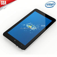 7 inch intel Z3735F Quad core tablet pc personal desiFn tablet pc MID 1F/8F 724*600 with bluetooth dual camera smart pad
