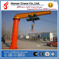 Hot Selling Heavy Duty Column Mounted Swing Jib Crane