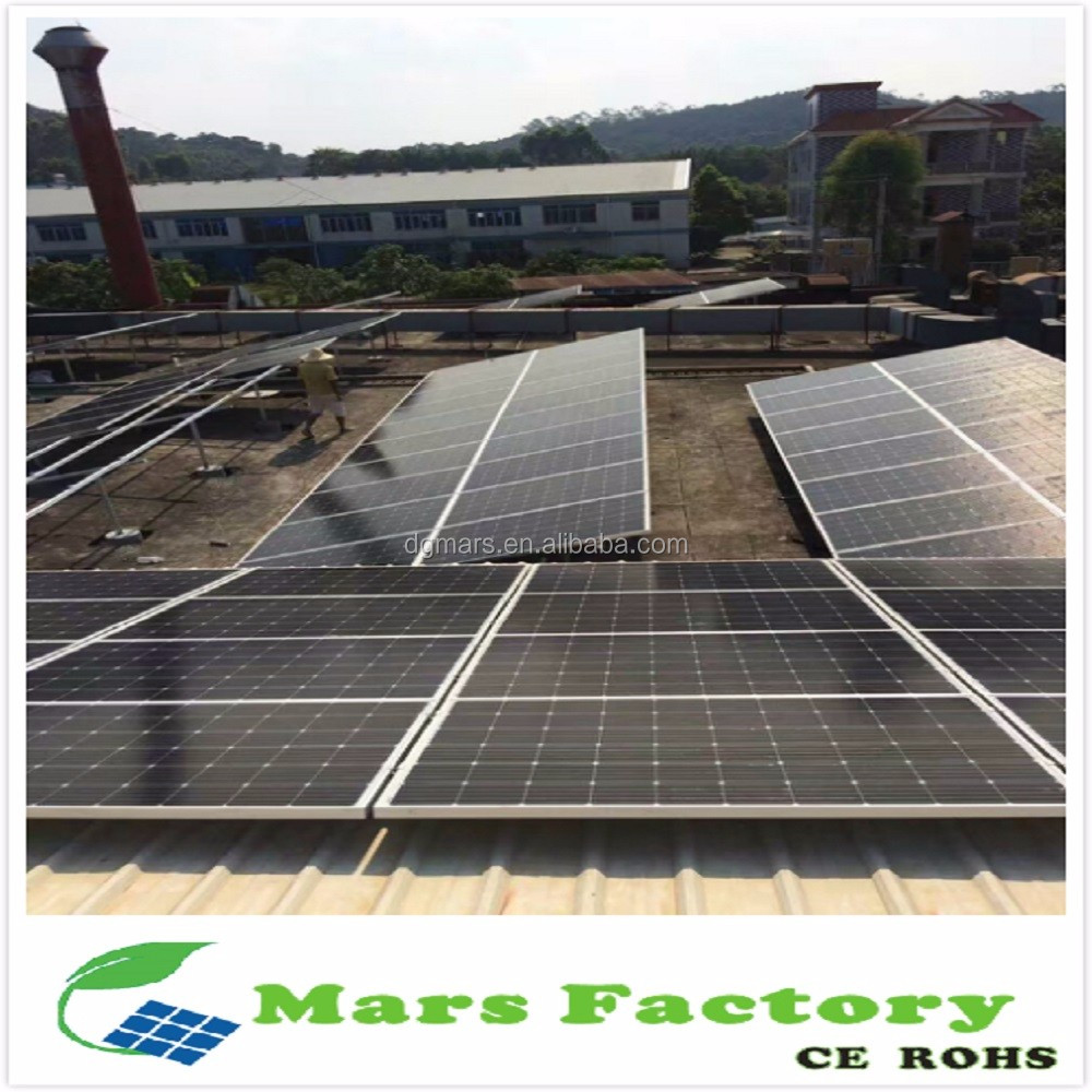 competitive advantage 1kw solar power system price sold in UAE / solar energy systems