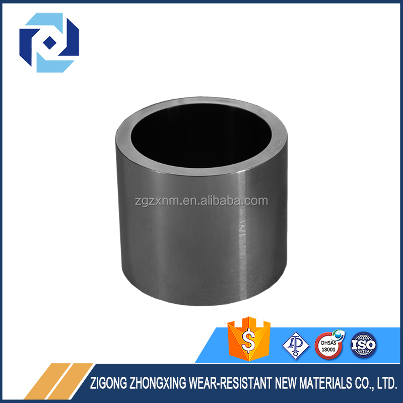 Tungsten Carbide Straight Tube Shaft Sleeve/Axle Sleeve/Wearing Sleeve (For Submerged Oil Pump)