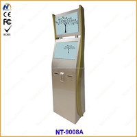 Touch Screen Dual Monitor All-in-one Kiosk
