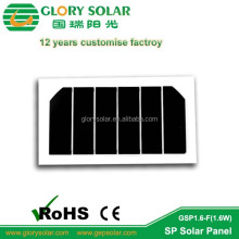 High Efficiency 22% Mini Flexble Solar Panel for Jacket Umbrella