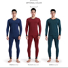 Hot Sale Breathable Stretchy Thermal Underwear
