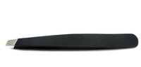 Professional Stainless Steel Slant Tip Tweezer - The Best Precision Eyebrow Tweezers For Your Daily Beauty Routine!