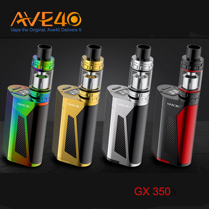 Wholesale Electronic Cigarettes 6ml 350W SMOK GX 350 Kit