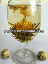 hand made jasmine lily fairy flowering tea