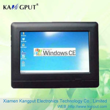 "7"" Mini Touch PC with RS232,WIFI&GPS optional for bank, restaurant,hotel use etc"