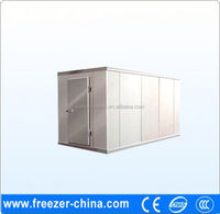 Easy disassembly meat/chicken/beef cold room cold store