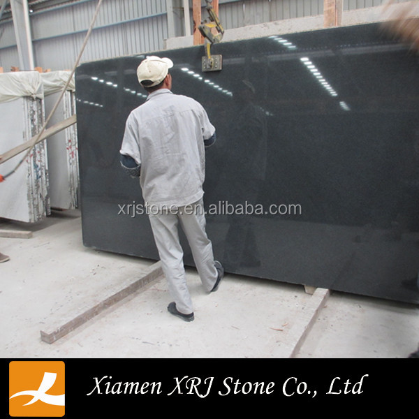 China Impala G654 Padang Dark Grey Granite Slab