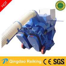 Road surface steel sheet cleaning shot blast machine from China