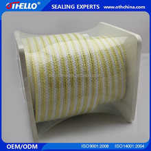 Aramid with ptfe gland packing kevlar rope packing