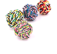 2016 trending toys indestructable mixing rope dog toy rope dog rope toy