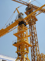 Canmax Hot Selling 8ton Tower Crane TC5615