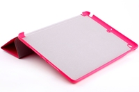 OEM flip leather cover for apple ipad air smart cover case
