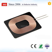 Receiving coil, wireless charge coil WR483245-15F5-G