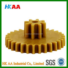Custom factory direct price toy plastic worm gears, micro plastic worm gears