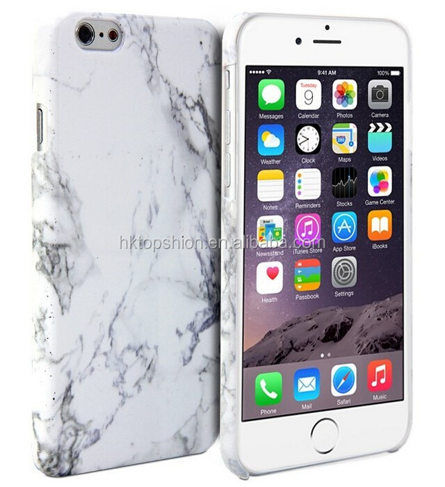 2017 hot sale for iphone 6 marble patten hard pc case, marble for iphone 6 case
