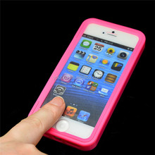 TPU Screen Wallet Touch Case Phone Case For Iphone 5s