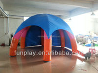 High quality 0.45mm PVC Fashion roof top tent/inflatable marquee,inflatable products