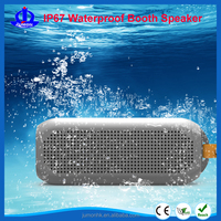 IP67 Aluminium Waterpoof Wireless Bluetooth Speaker,Best Outdoor Portable Bluetooth Wireless Speaker
