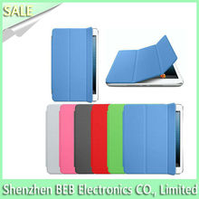 Buy cheap leather smart cover for ipad air
