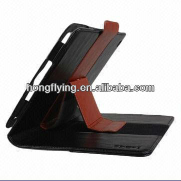 Standing/Book PU/Fabric Case for iPad 3/4 Mini, Various Volors Available