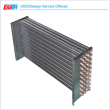 Evaporator Refrigeration Cooler Unit Coil With Copper Tube