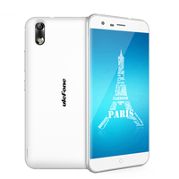 "Original 5""HD IPS Ulefone Paris Android 5.1 Lollipop 4g lte Mobile Phone MTK6753 Octa Core 2GB/16GB GPS Dual Sim cellphone 13 MP"